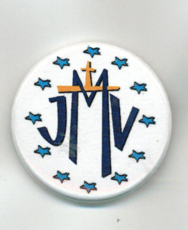 Pin JMV  - Broche -