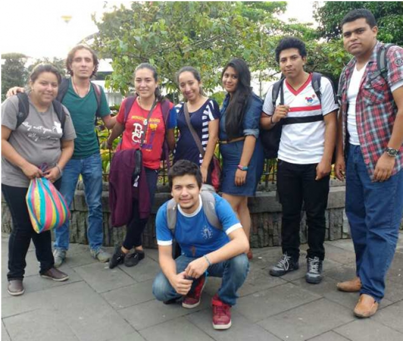 Meeting and Spiritual Retreat of VMY Ecuador