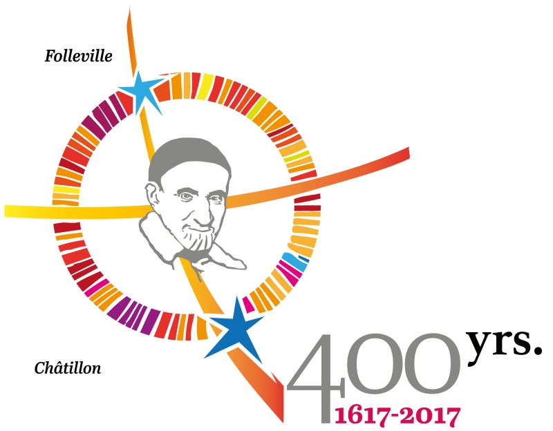 Explanation of the logo for the 400 years of the Vincentian charism