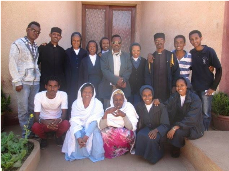 "VMY Eritrea - ""Strong and courageous with tender heart like Jesus and Mary"""