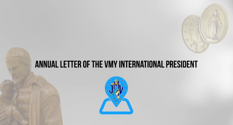 Annual Letter March 2018 of the VMY International President
