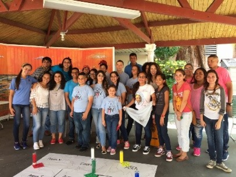 VMY Puerto Rico: Our Pentecost!
